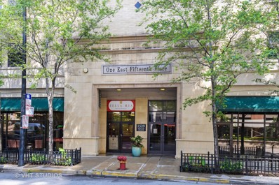1529 S State Street UNIT 8D, Chicago, IL 60605 - MLS#: 10305547