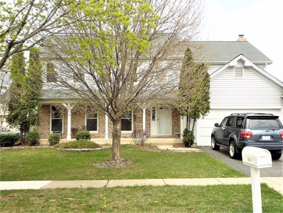 1604 N Crowfoot Circle, Hoffman Estates, IL 60169 - #: 10305695