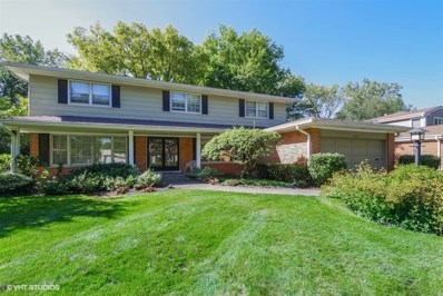 1633 Blackthorn Drive, Glenview, IL 60025 - #: 10305860