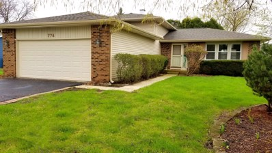 774 Indiana Lane, Elk Grove Village, IL 60007 - #: 10305873