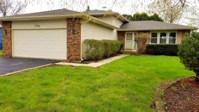 774 Indiana Lane, Elk Grove Village, IL 60007 - #: 10305873