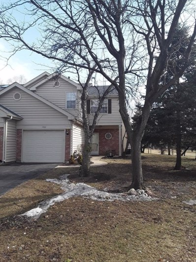 1401 Fairway Drive, Glendale Heights, IL 60139 - #: 10306503