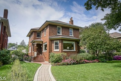 1021 N Elmwood Avenue, Oak Park, IL 60302 - #: 10307001