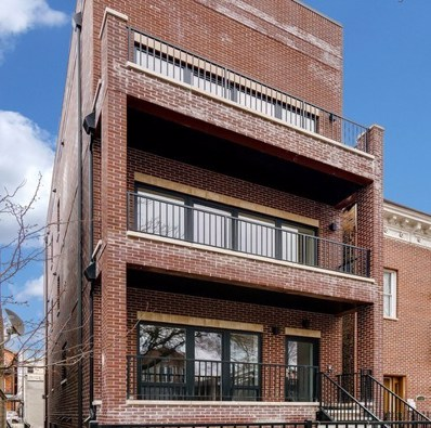 1822 W Rice Street UNIT 3-PH, Chicago, IL 60622 - #: 10307005
