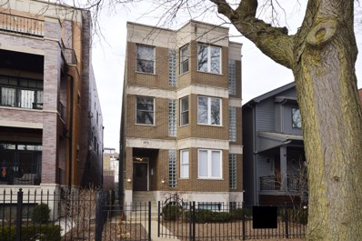 1470 W Byron Street UNIT 3, Chicago, IL 60613 - #: 10307017