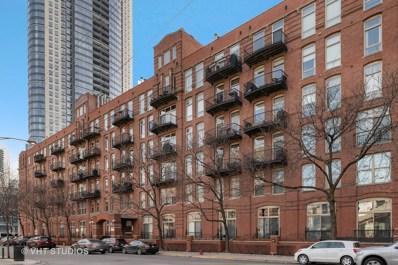 550 N Kingsbury Street UNIT 521, Chicago, IL 60654 - #: 10307019