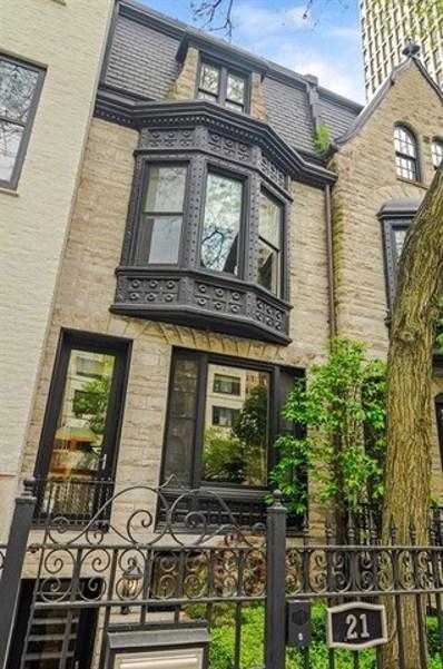 21 E Scott Street, Chicago, IL 60610 - #: 10307364