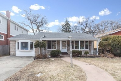 9534 Brandt Avenue, Oak Lawn, IL 60453 - MLS#: 10307627