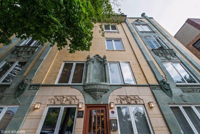 1636 W Melrose Street UNIT 401, Chicago, IL 60657 - MLS#: 10307634