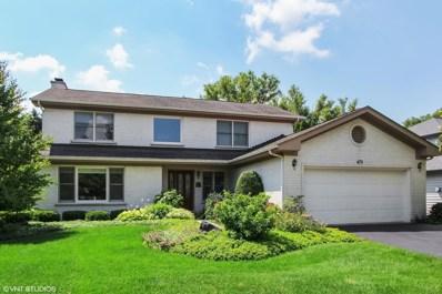475 Newtown Drive, Buffalo Grove, IL 60089 - #: 10307790