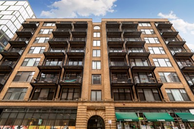 625 W Jackson Boulevard UNIT 504, Chicago, IL 60661 - MLS#: 10307999
