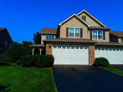 488 Majestic Lane UNIT 1, Oswego, IL 60543 - #: 10308104