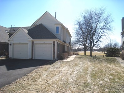 270 University Lane UNIT 7, Elk Grove Village, IL 60007 - #: 10308429