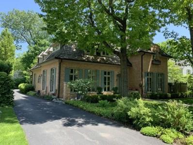 153 Oak Terrace, Lake Bluff, IL 60044 - #: 10308469