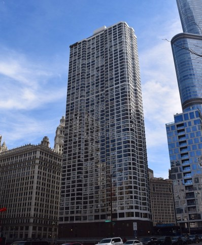 405 N Wabash Avenue UNIT 2801, Chicago, IL 60611 - #: 10308681