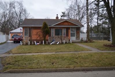 1435 Walnut Drive, Woodstock, IL 60098 - #: 10308849