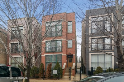 1025 N Hermitage Avenue UNIT 3, Chicago, IL 60622 - #: 10308882