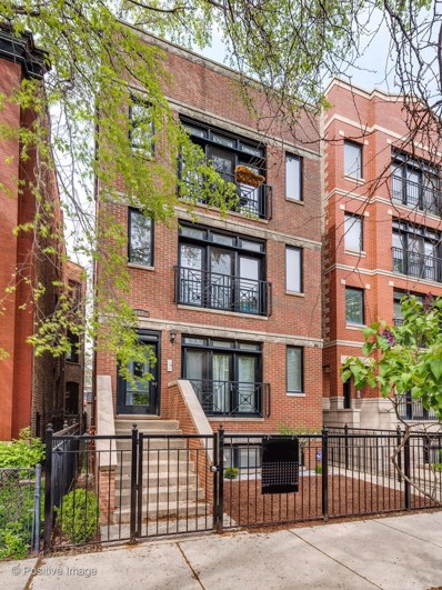 912 W Fletcher Street UNIT 1, Chicago, IL 60657 - #: 10308944