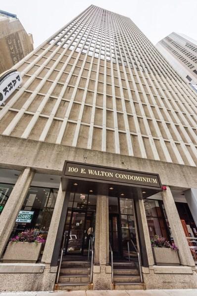 100 E Walton Street UNIT 18A, Chicago, IL 60611 - #: 10309063
