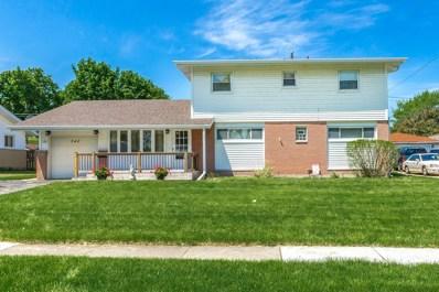 340 Payson Street, Hoffman Estates, IL 60169 - MLS#: 10309070