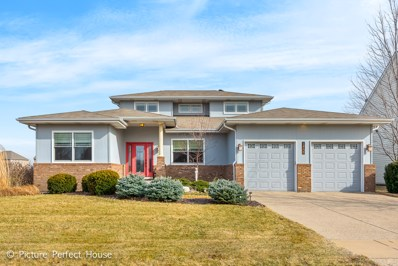 14205 Chalk Hill Road, Plainfield, IL 60544 - #: 10309412