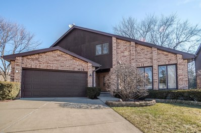 416 E McKone Court, Arlington Heights, IL 60005 - #: 10309457