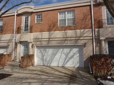 438 Town Place Circle, Buffalo Grove, IL 60089 - MLS#: 10309486