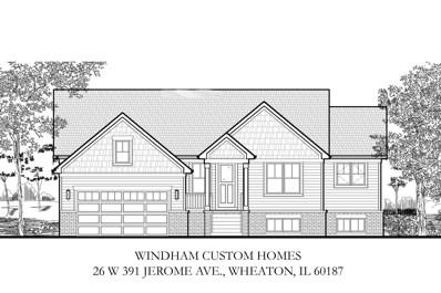 26W391  Jerome, Wheaton, IL 60187 - #: 10309631
