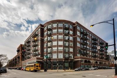 1000 W Adams Street UNIT 817, Chicago, IL 60607 - MLS#: 10309715