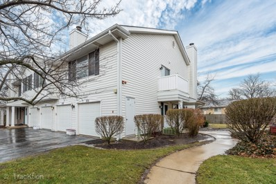 575 Willowcreek Court UNIT 4-3, Clarendon Hills, IL 60514 - #: 10309718
