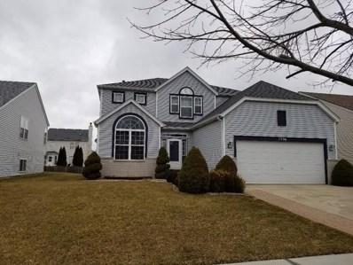 1596 Lavender Drive, Romeoville, IL 60446 - #: 10309840