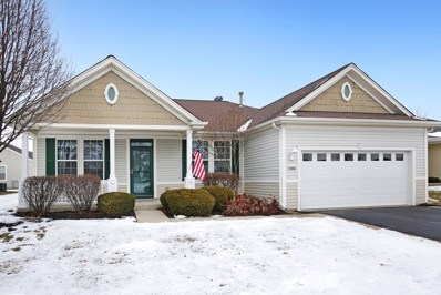 12456 Fox Run Court, Huntley, IL 60142 - #: 10309918