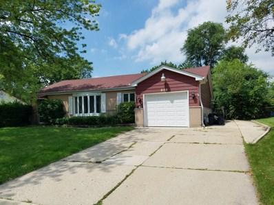 620 Mohave Street, Hoffman Estates, IL 60169 - #: 10309985