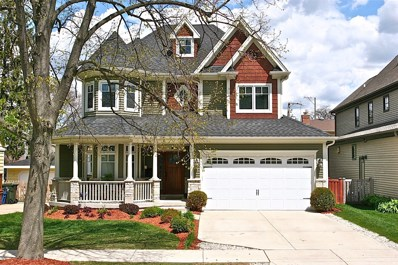 744 Farley Place, Downers Grove, IL 60515 - #: 10310117