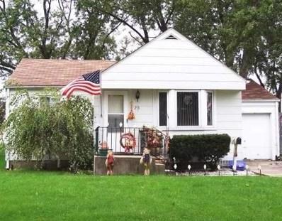 28 S Illinois Avenue, Villa Park, IL 60181 - #: 10310340