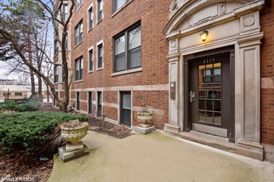 4115 N Sheridan Road UNIT 3, Chicago, IL 60613 - #: 10310438