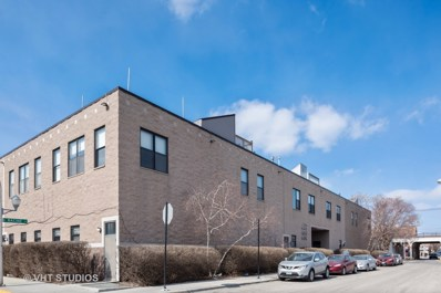 400 N Racine Avenue UNIT 213, Chicago, IL 60642 - MLS#: 10310827