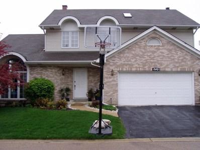 240 Windsor Drive, Bartlett, IL 60103 - #: 10310902