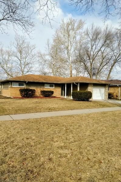 468 Lakewood Boulevard, Park Forest, IL 60466 - MLS#: 10310937