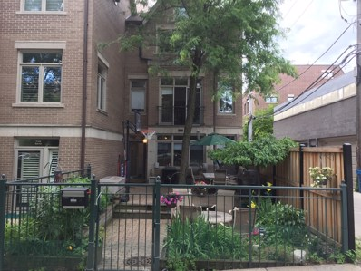 2734 N Janssen Avenue UNIT A, Chicago, IL 60614 - #: 10311302