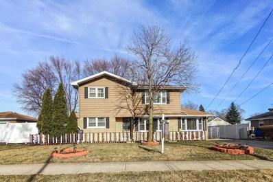 8533 Leclaire Avenue, Burbank, IL 60459 - MLS#: 10311326