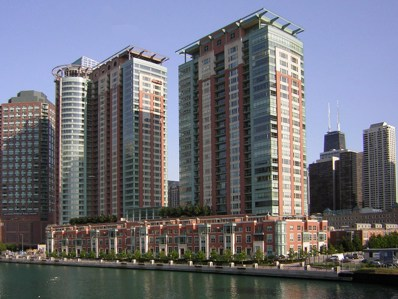 445 E North Water Street UNIT 2605, Chicago, IL 60611 - #: 10311788