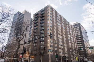 3033 N Sheridan Road UNIT 1409, Chicago, IL 60657 - MLS#: 10311903