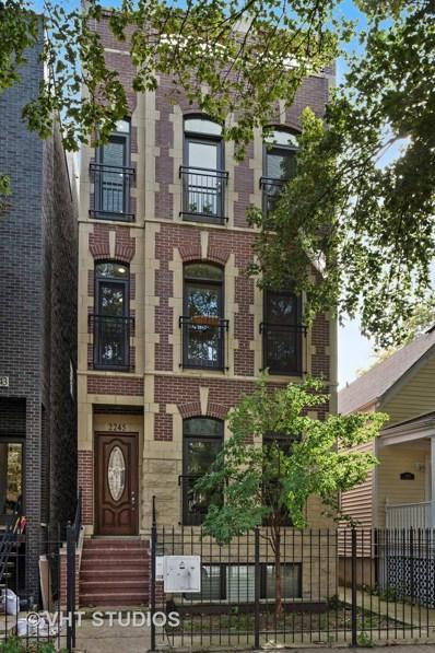 2245 W Roscoe Street UNIT 3, Chicago, IL 60618 - #: 10312075