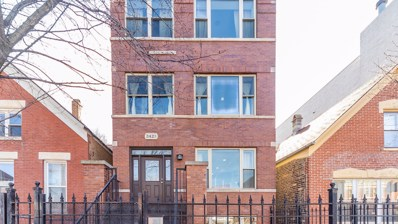 2423 W Augusta Boulevard UNIT 2, Chicago, IL 60622 - MLS#: 10312144