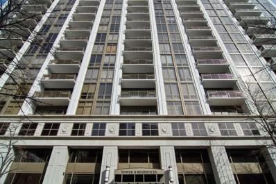 1335 S Prairie Avenue UNIT 1502, Chicago, IL 60605 - MLS#: 10312521