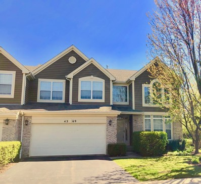 4369 Exeter Lane, Northbrook, IL 60062 - MLS#: 10312529
