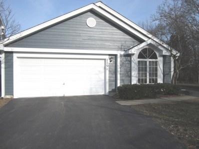 119 White Pine Drive UNIT 119, Schaumburg, IL 60193 - #: 10312735