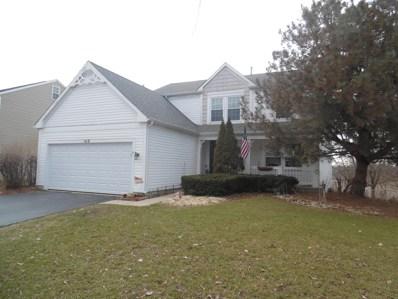 160 Prairie Ridge Drive, Woodstock, IL 60098 - #: 10312793