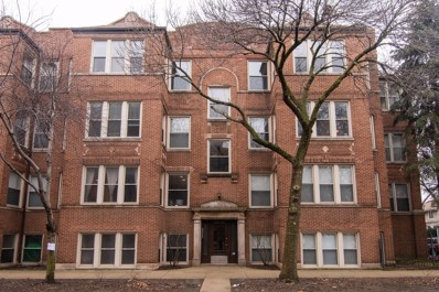 3721 W Byron Street UNIT 1, Chicago, IL 60618 - #: 10313079